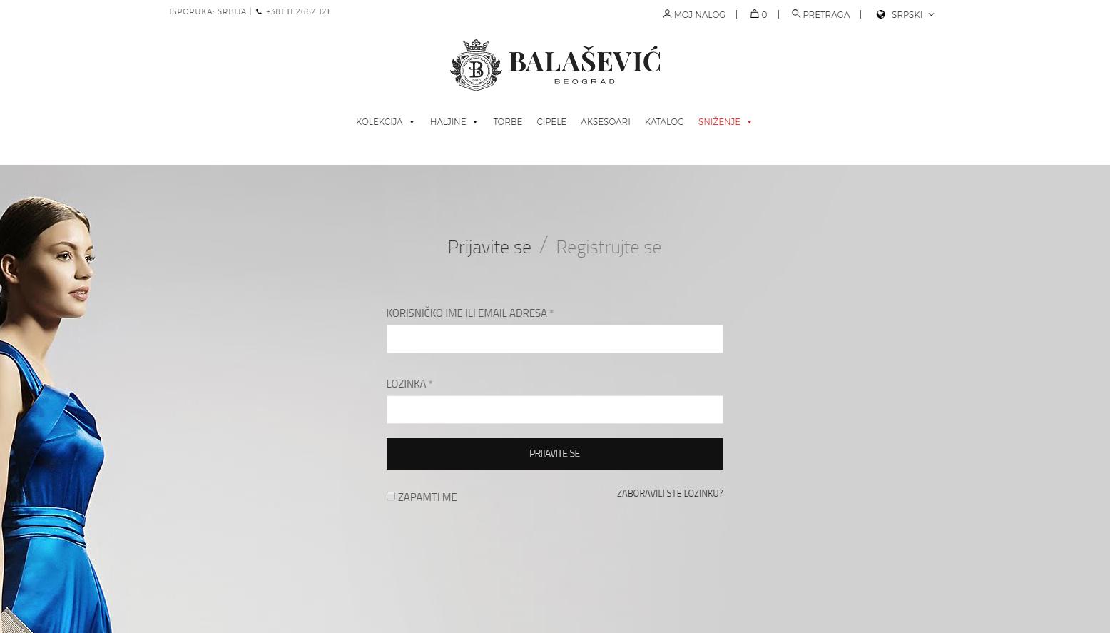 Uputstvo za registraciju